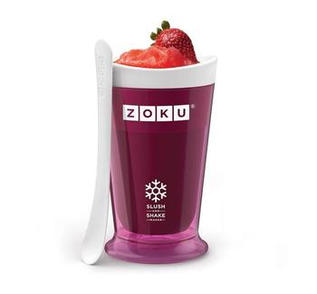 Zoku Slush Ice Zoku Slush & Shake Maker Purple - Slush Ice bæger
