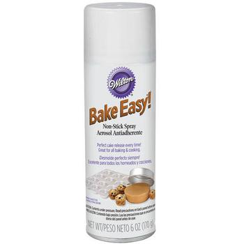Wilton bake easy bagespray sprayfedt