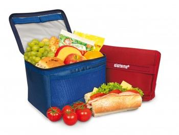 Sistema køletaske  Maxi Fold Up Lunch Cooler To Go