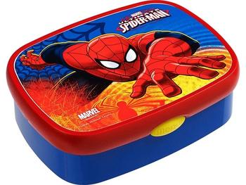 Spiderman madkasse - Rosti Mepal - super god kvalitet