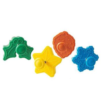 Silikomart Wonder Cakes Plunger Cutter -Jingle