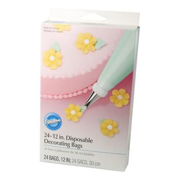 Wilton Disposable Decorating Bags pk/24