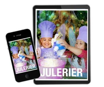 Julerier ebog Kitchen4kids