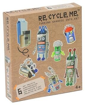 Re cycle me robotter