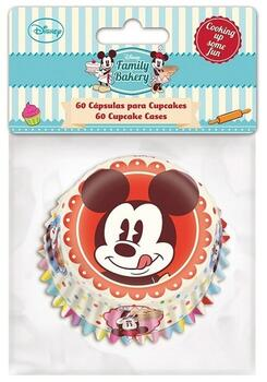 Muffinsforme Mickey Mouse