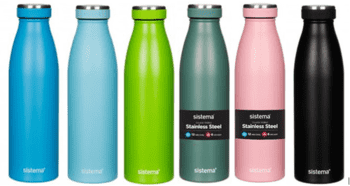 Sistema Stainless Steel Bottle