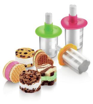 Bambini Ice Cream Sandwich Maker Set