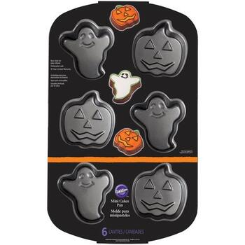 Wilton metal halloween form, emballage