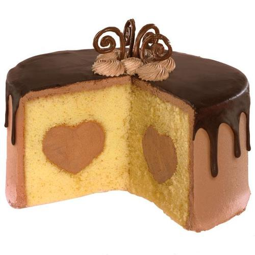 WILTON Heart Tasty-Fill™ Cake Pan Set