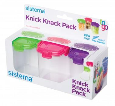 Sistema Knick Knack Medium To Go