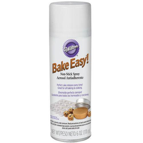 Bagespray sprayfedt Wilton bake easy bagespray