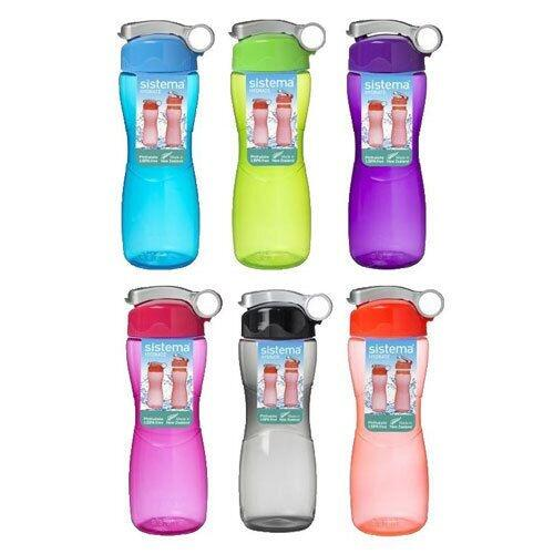 Sistema Drikkedunk Hourglass Bottle 645 ml