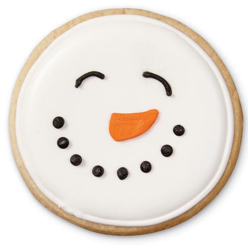 Wilton Cookie Cutter Set Snowman