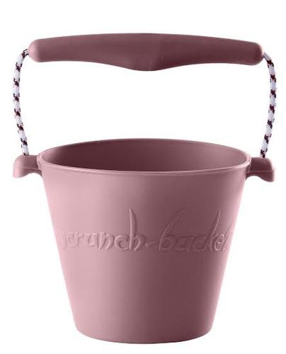 Scrunch bucket spand Dusty Rose