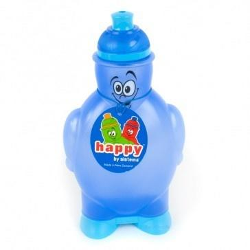Sistema Happy Bottle drikkeflaske 350 ml blå