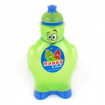 Sistema Happy Bottle drikkeflaske 350 ml lime