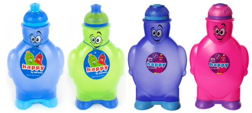 Sistema Happy Bottle drikkeflaske 350 ml