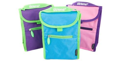 Sistema small fold up lunch coolers