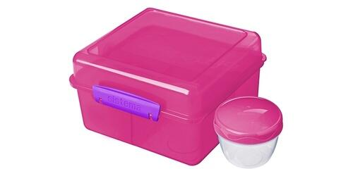 Sistema Lunch Cube Max 2L - pink