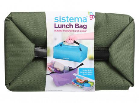 Sistema Lunch Bag TO GO™ Grøn