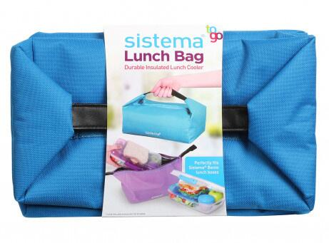 Sistema Lunch Bag TO GO™ Blå