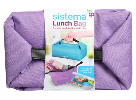 Sistema Lunch Bag TO GO™ Lilla