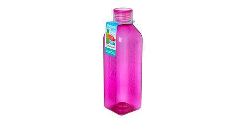 Sistema Square Bottle 1L - Pink