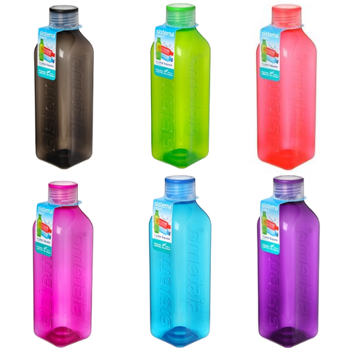 Sistema Square Bottle 1L