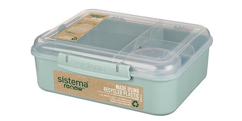 Sistema Renew Bento Lunch 1,65 L - Mint