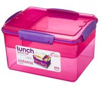 Sistema Lunch Tub Helfarve pink