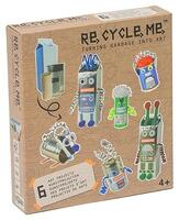 Re cycle me, Robotter