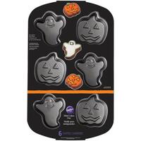 Wilton metal halloween form