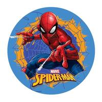 Spiderman sukkerprint